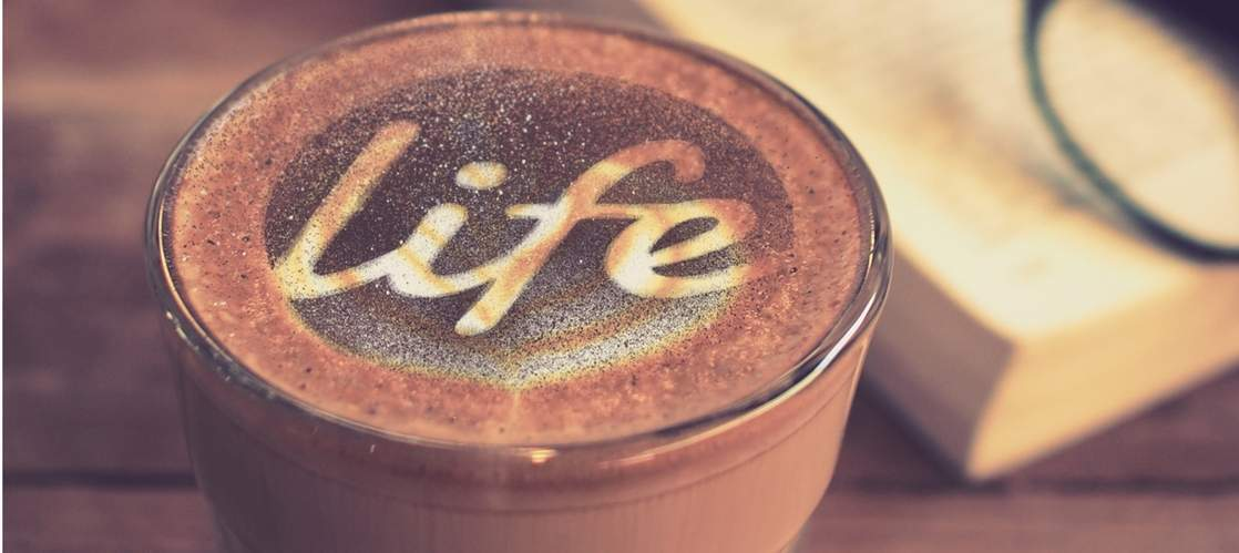 WHY CUTTING OUT YOUR LATTE WILL NOT MAKE YOU RICH