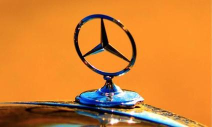 Benz ornament